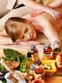 Aromaöl, Massage, ätherisches Öl